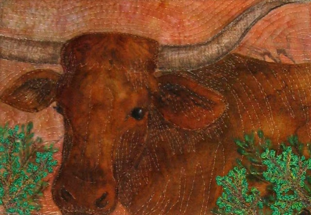 WESTERN HERITAGE – TODAY (PART OF TRIPTYCH) – 5″ X 7″