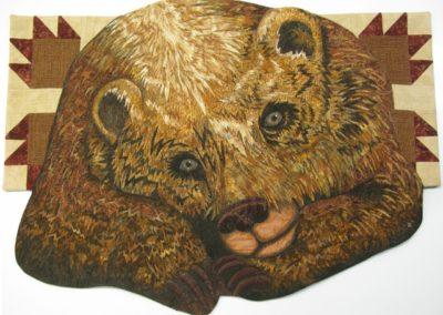 BEAR PAWS – 33″ X 24″