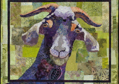 HENRY THE GOAT – 23″ X 27″