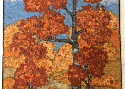 FALL TREE VALE – 16″ X 12″
